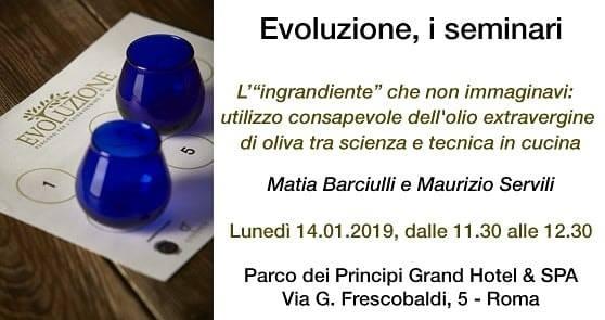 """SEMINARIO EVOLUZIONE: L'""""INGRANDIENTE"""" CHE NON IMMAGINAVI"""